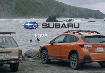 Subaru - Vinny Dellay's  storyboard art