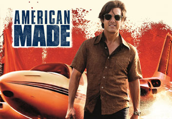 American Made - Doug Brode's  storyboard art