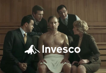Invesco - Roger on a Monday - Philippe Collot's  storyboard art