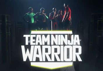 Team Ninja Warrior - David Larks's  storyboard art