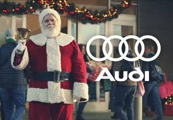 Audi Holidays - Vinny Dellay's  storyboard art