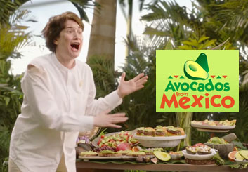 Avocados From Mexico Super Bowl 2018 - David Larks's  storyboard art