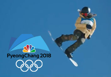 NBC Winter Olympics Super Bowl 2018 - Anuj Shrestha's  storyboard art