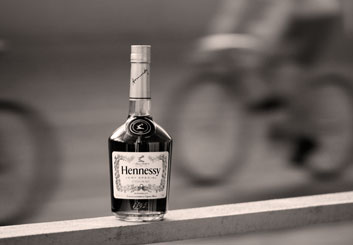 Hennessy V.S 'Major' - Brandon Hamilton's  storyboard art
