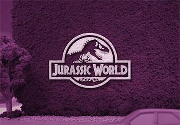 Target 'Jurassic World' - Krystal Newmark's  storyboard art