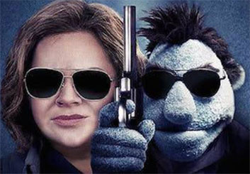 The Happytime Murders - Drew Pierce's  storyboard art