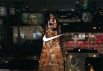 Nike - Vinny Dellay's  storyboard art