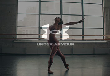 Under Armour - Evan Yarbrough's  storyboard art