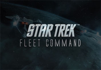 Star Trek Fleet Command - Eddy Mayer's  storyboard art