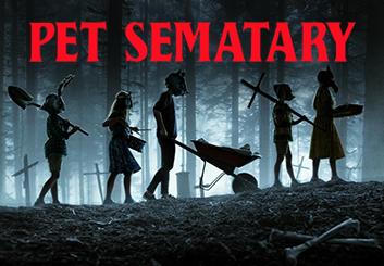 Pet Sematary - Darek Gogol's  storyboard art