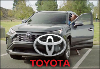Toyota Rav4 - Tiffanie Young's  storyboard art