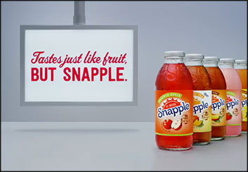 Snapple - Robert Kalafut's  storyboard art
