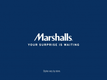 Marshalls's  storyboard art