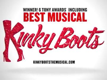 Kinky Boots - Tom Tonkin's  storyboard art