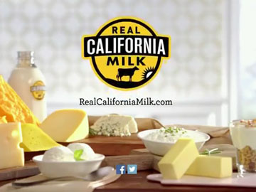 Real California Milk - Philippe Collot's  storyboard art