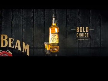 Jim Beam - Sean Chen's  storyboard art