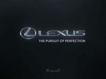 Lexus IS - Phil Babb's  storyboard art