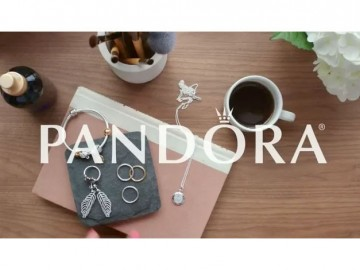 Pandora Jewelry - Kathy Berry's  storyboard art