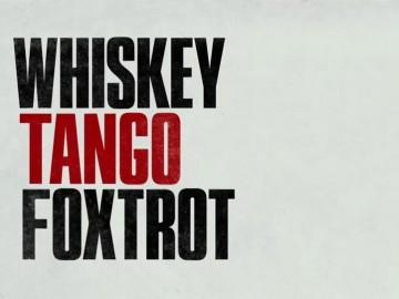 Whiskey Tango Foxtrot - Trevor Goring's  storyboard art