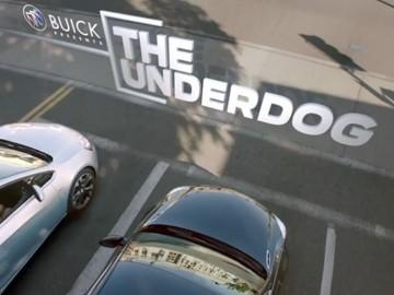 Buick - Brad Vancata's  storyboard art