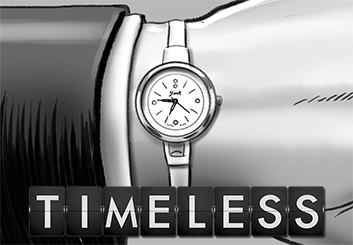 Timeless - David Larks's  storyboard art