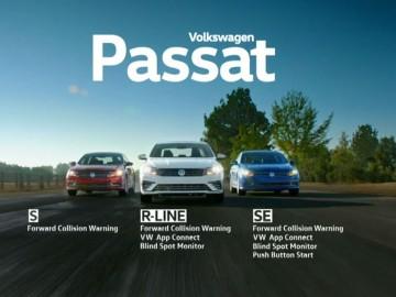 Volkswagen Passat - Vinny Dellay's  storyboard art