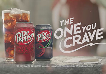 Dr Pepper - Crave Rider - Lidat Truong's  storyboard art