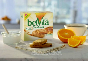 belVita - David Larks's  storyboard art