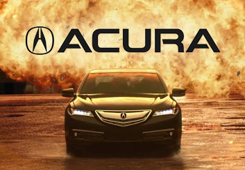 Acura TLX - Philippe Collot's  storyboard art