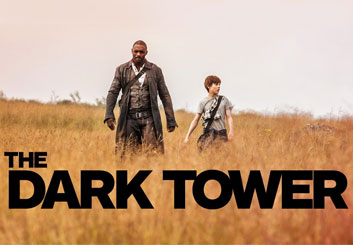 The Dark Tower - Trevor Goring's  storyboard art
