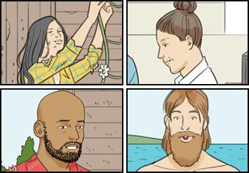 Anuj Shrestha's People - Color  storyboard art