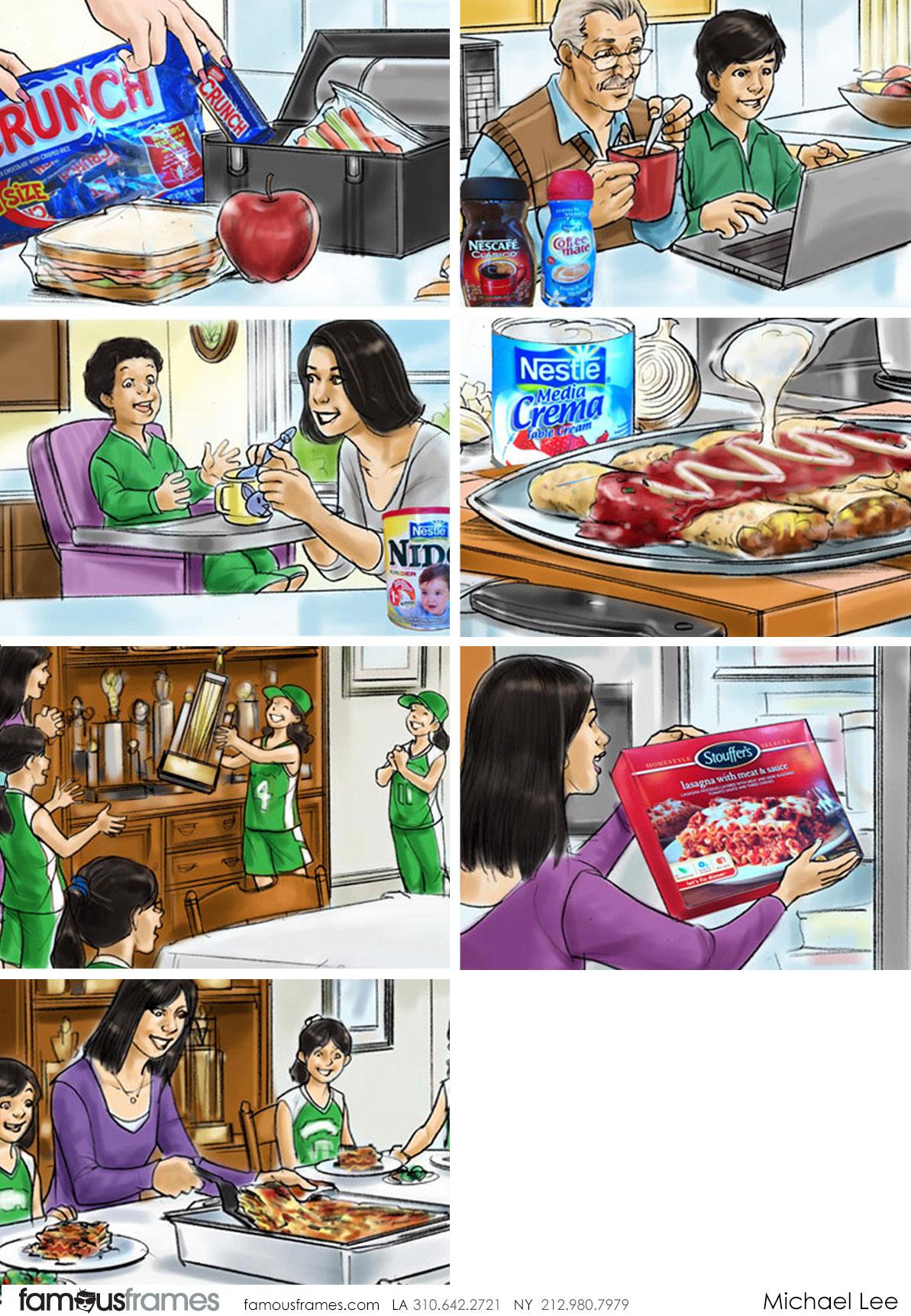 Michael Lee's Food storyboard art (Image #100_13_1489179010)