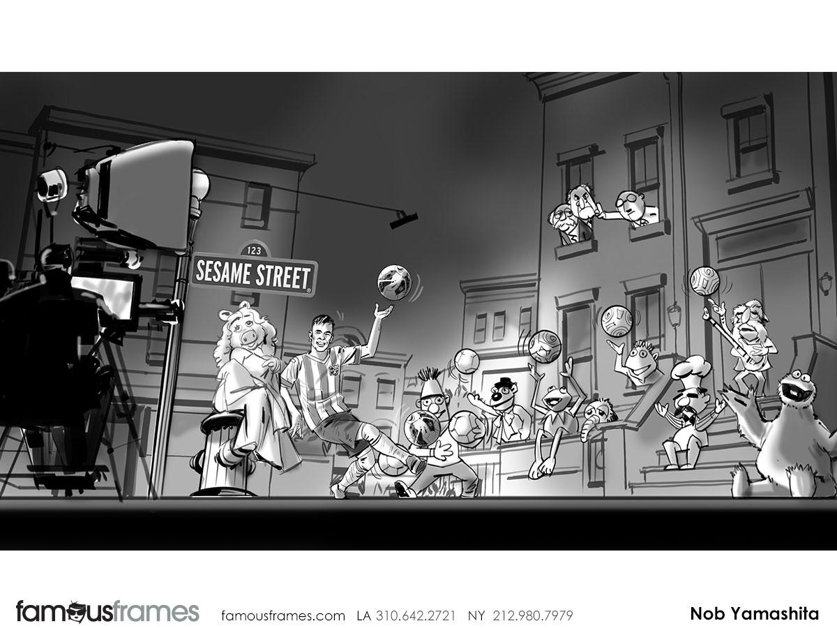Nob Yamashita's Animation storyboard art (Image #104_106_1382726789)