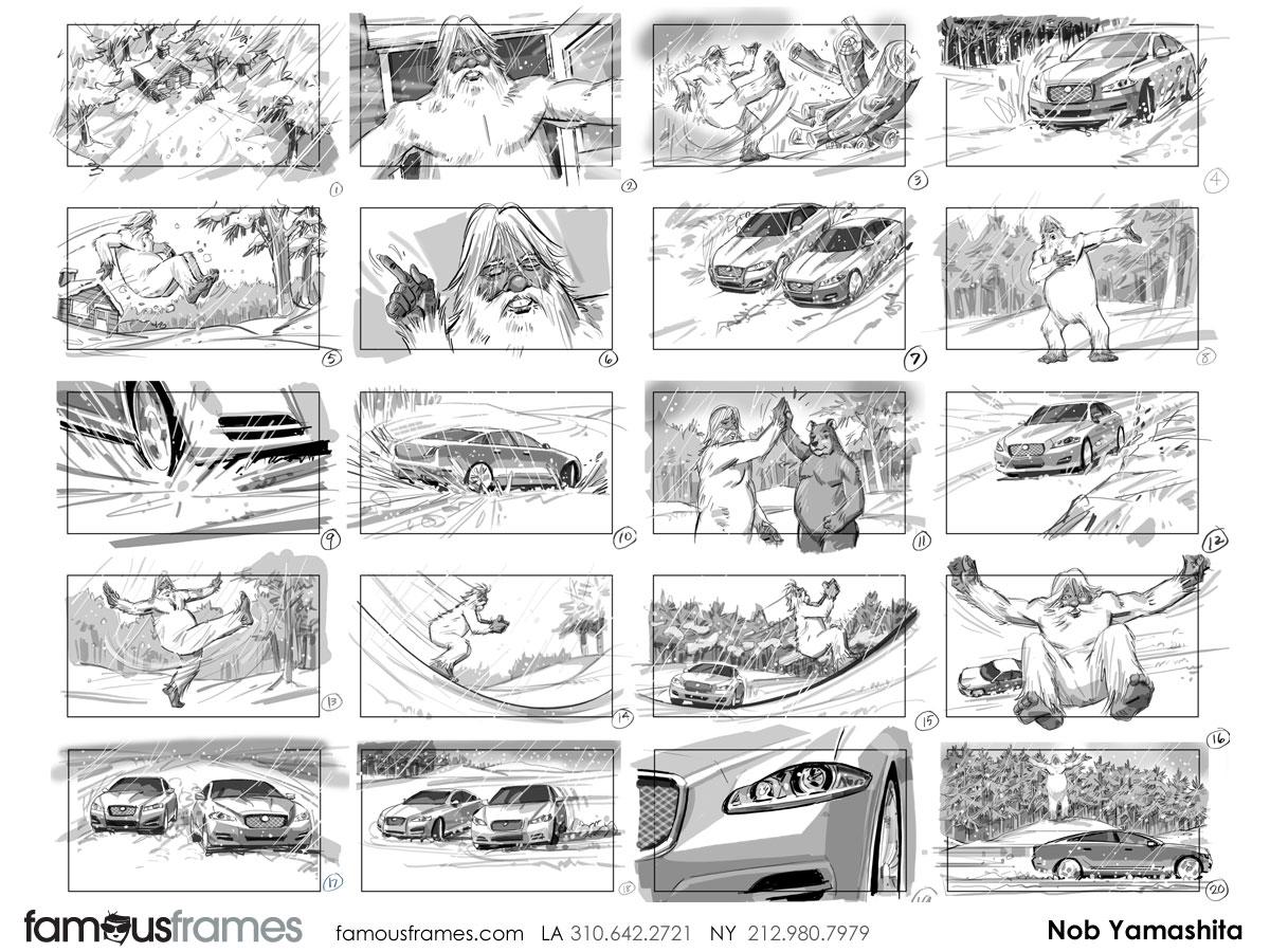 Nob Yamashita's Shooting Vehicles storyboard art (Image #104_107_1366841840)