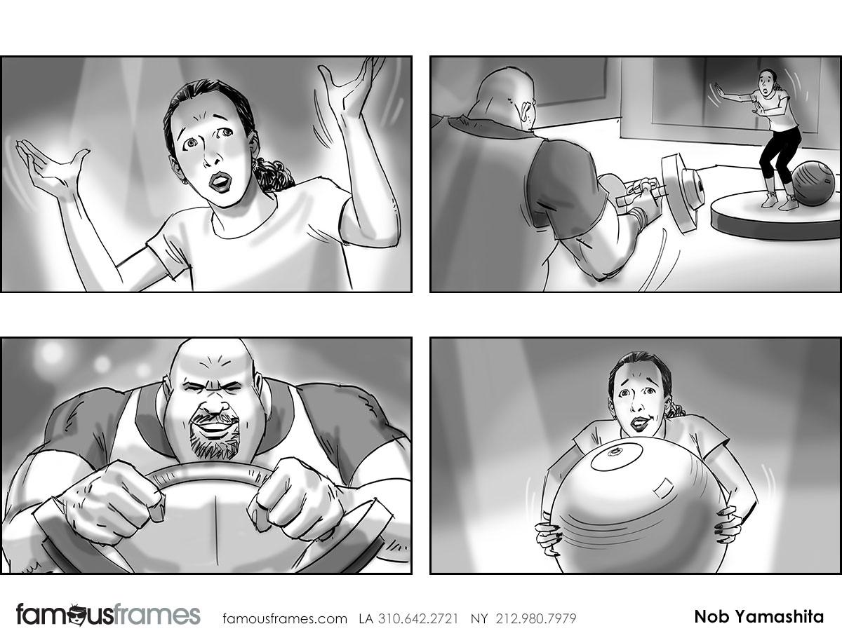 Nob Yamashita's People - B&W Tone storyboard art (Image #104_113_1438375474)