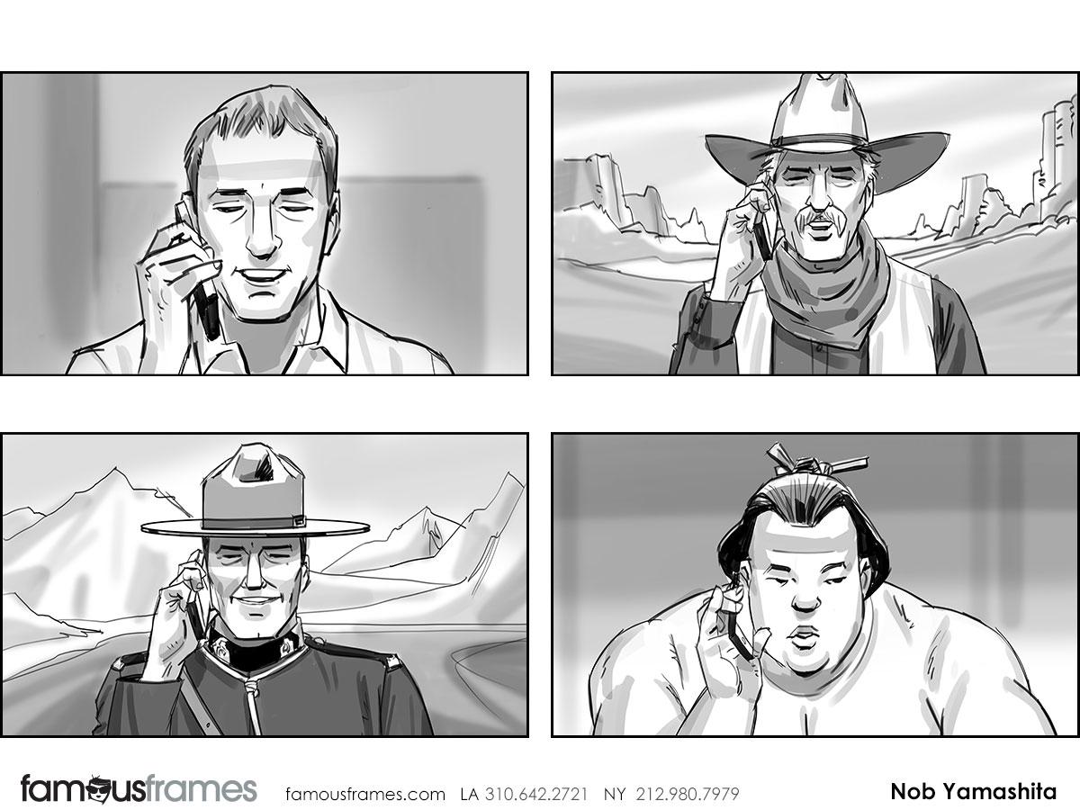 Nob Yamashita's People - B&W Tone storyboard art (Image #104_113_1444414281)
