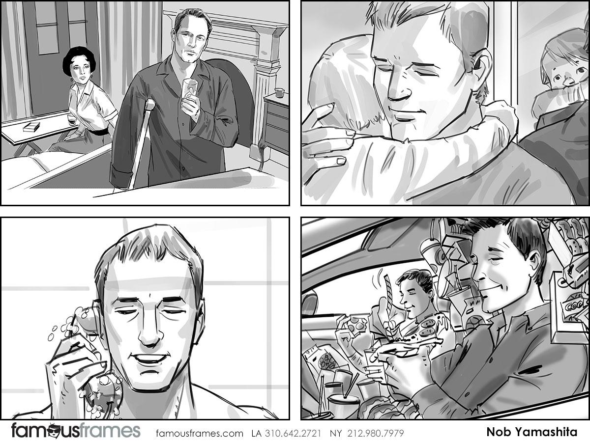 Nob Yamashita's People - B&W Tone storyboard art (Image #104_113_1459449418)