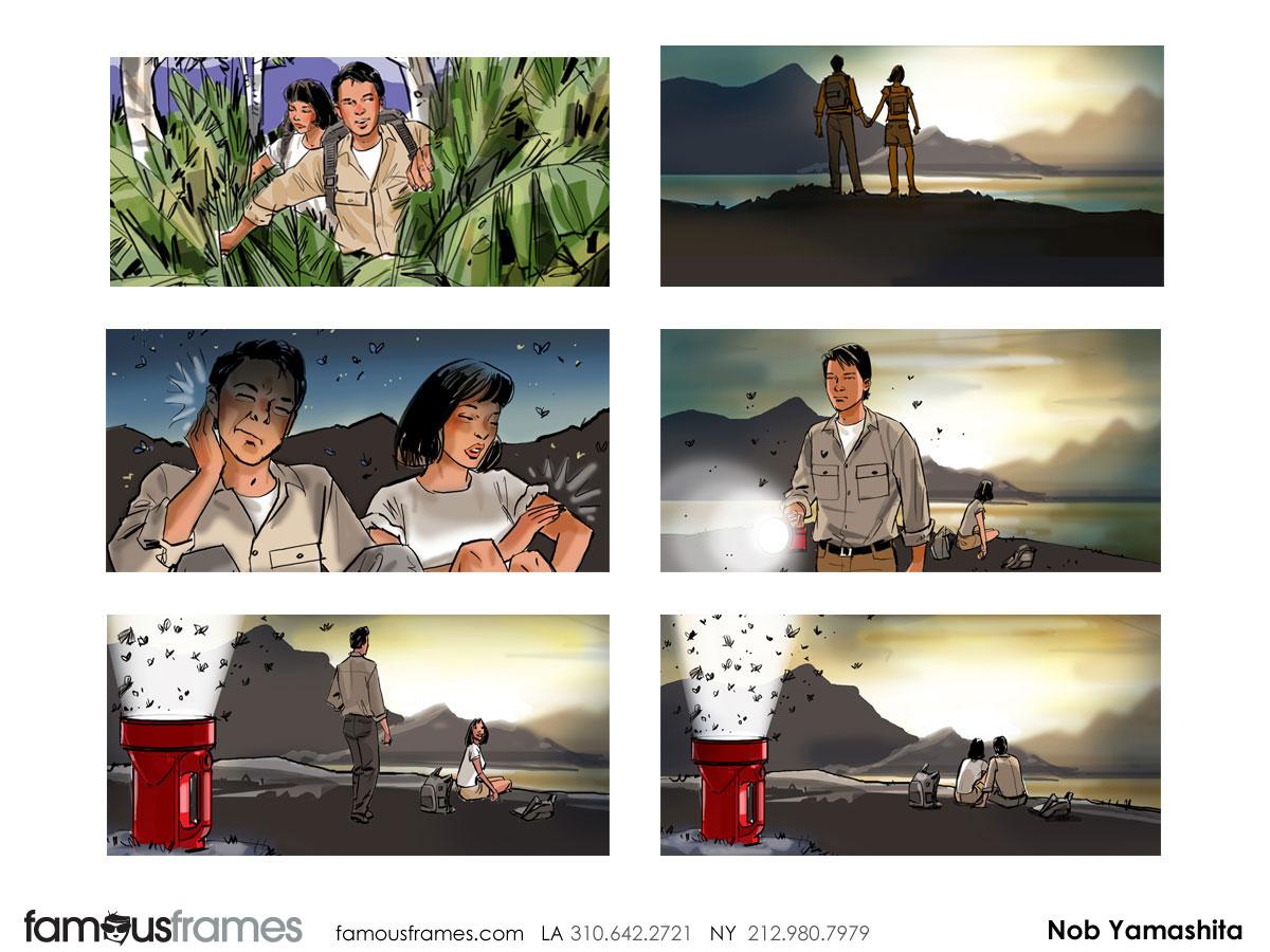 Nob Yamashita's Environments storyboard art (Image #104_11_1337292049)