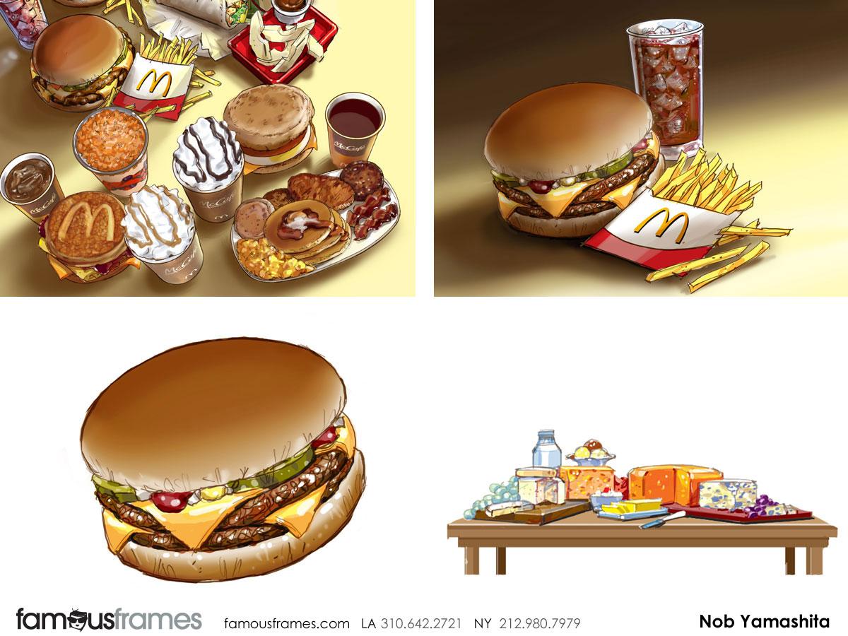 Nob Yamashita's Food storyboard art (Image #104_13_1337292211)