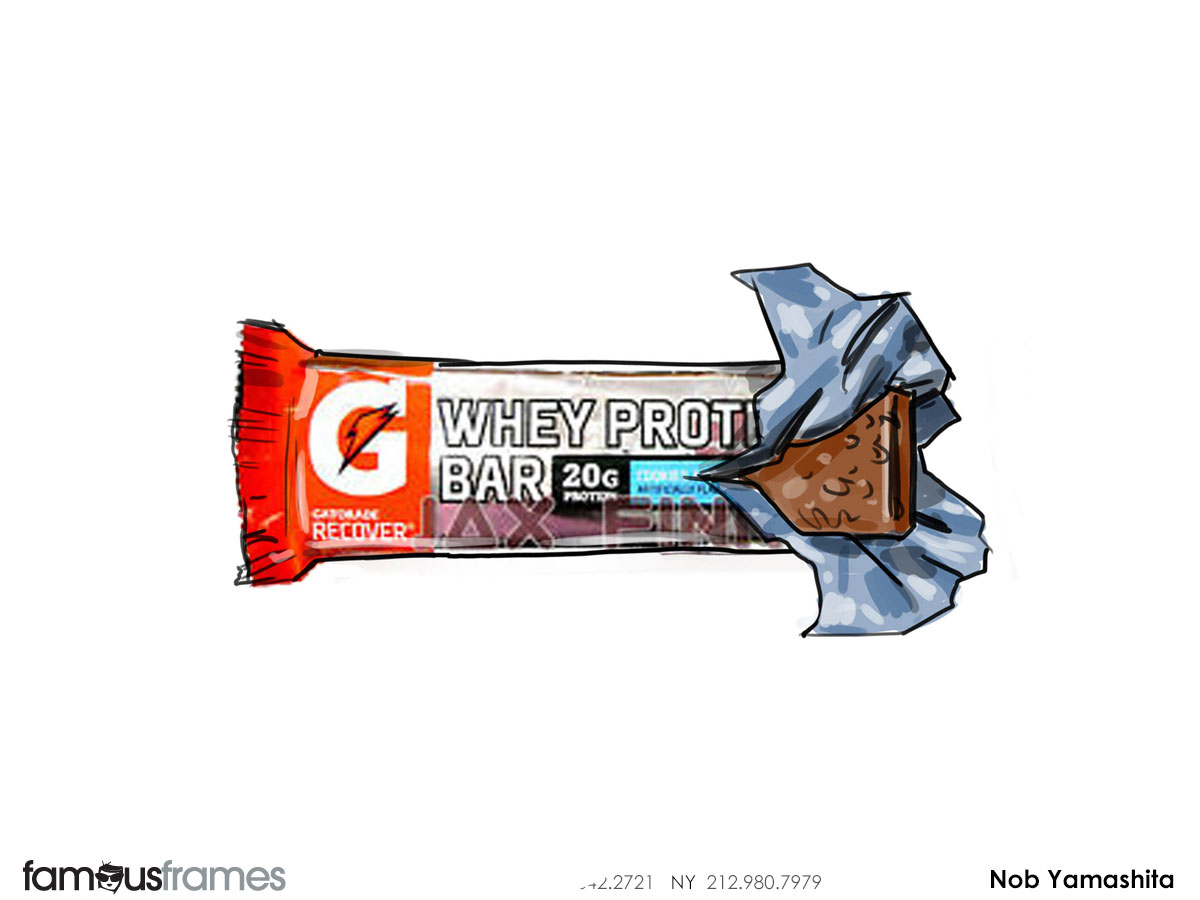 Nob Yamashita's Food storyboard art (Image #104_13_1459213589)