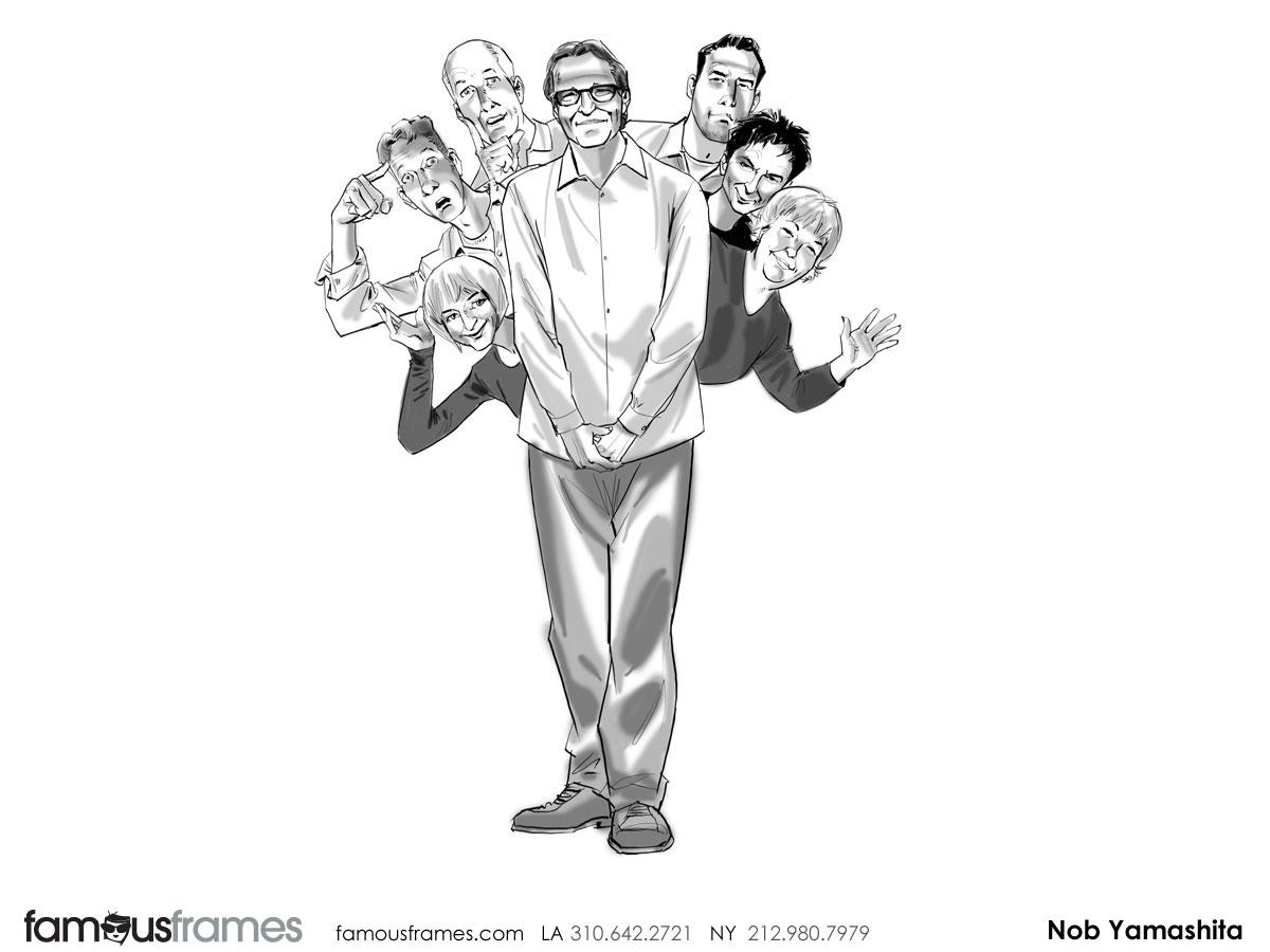 Nob Yamashita's Likenesses storyboard art (Image #104_17_1337292827)