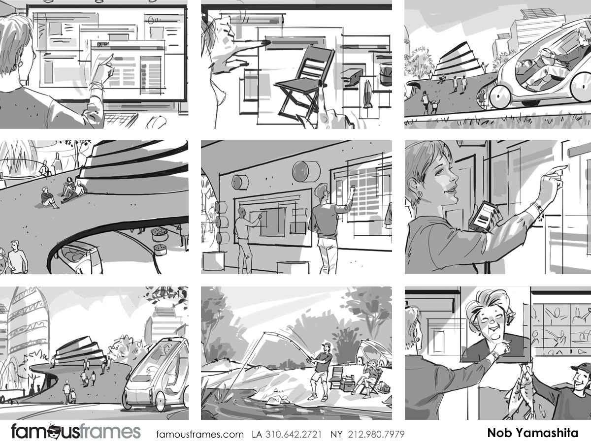 Nob Yamashita's Shootingboards storyboard art (Image #104_22_1337297374)