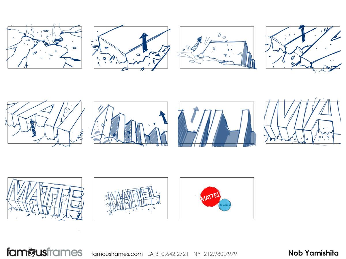 Nob Yamashita's Shootingboards storyboard art (Image #104_22_1361494658)