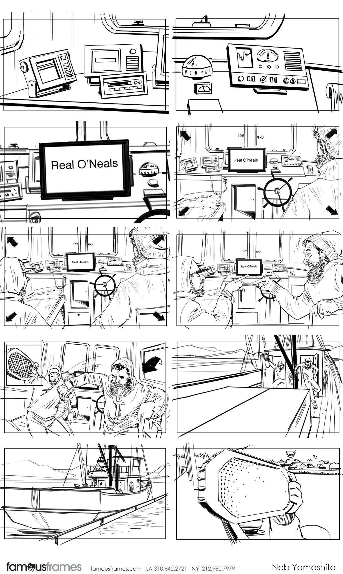 Nob Yamashita's Shootingboards storyboard art (Image #104_22_1478045520)
