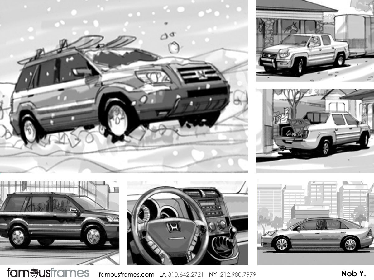 Nob Yamashita's Vehicles storyboard art (Image #104_24_1326745300)