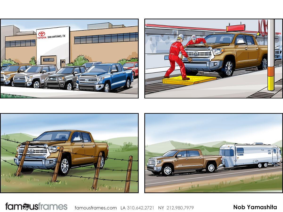 Nob Yamashita's Vehicles storyboard art (Image #104_24_1426194814)