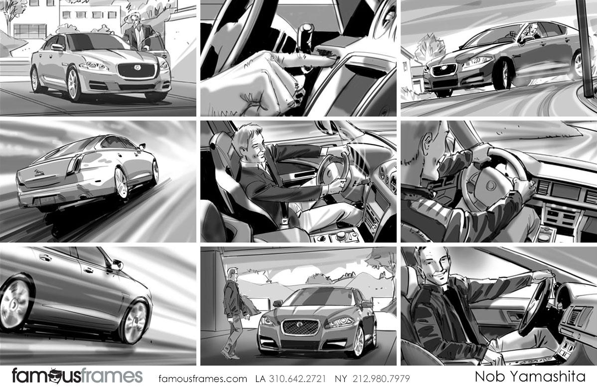 Nob Yamashita's Vehicles storyboard art (Image #104_24_1503083005)