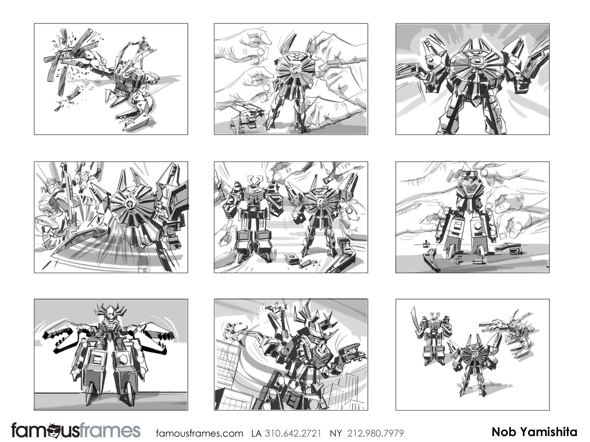 Nob Yamashita's Toys storyboard art (Image #104_47_1361494690)