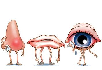Nob Yamashita's Characters / Creatures storyboard art