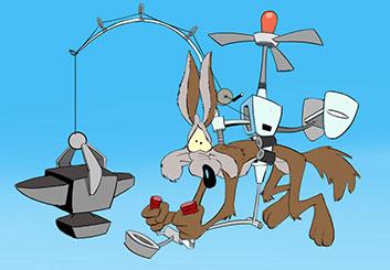Nob Yamashita's Animation storyboard art